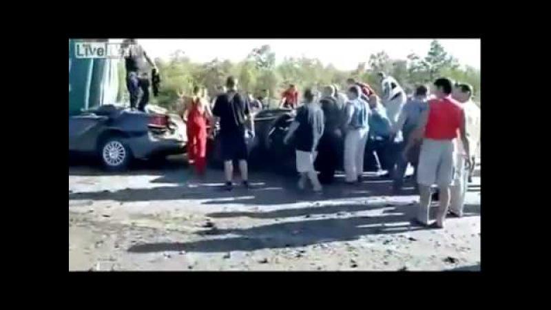 О помощи на дорогах в Роcсии