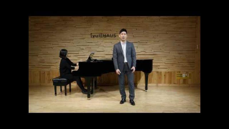Mein sehnen mein wähnen(Die tote stadt) - Baritone Young Kwang Yoo