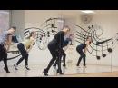 On-line онлайн урок по танцам Go-go | Sexy RNB | High Heels / Inna Apolonskaya / Beyonce - Back Up