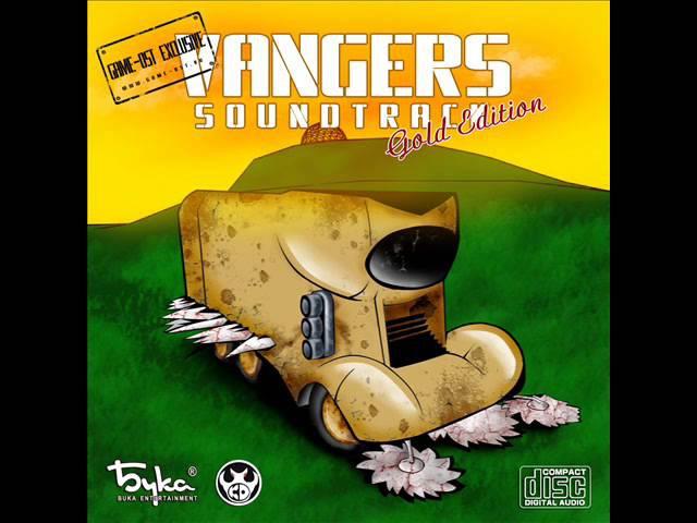 Vangers PC Music 11 - Crazy Necross/Безумство Некросса