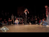 Bboy Apache (South Front) - Footwork Skillz at Art Of Breaking