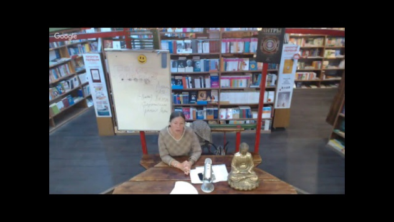 Встреча с Наставницей Ириной в белых облаках «Женщина и её выбор: одиночество или замужество»