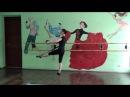 Специальные упражнения для развития данных в хореографии