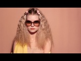 Lottie Moss, face of the new CHANEL Spring-Summer 2017 Eyewear Collection