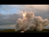 Rocket Lab's Electron blasts off  Пуск новозеланской ракеты Electron