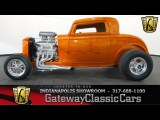 1932 Ford Coupe - Gateway Classic Cars Indianapolis - #690 NDY