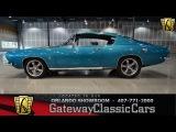 1968 Plymouth Barracuda Gateway Classic Cars Orlando