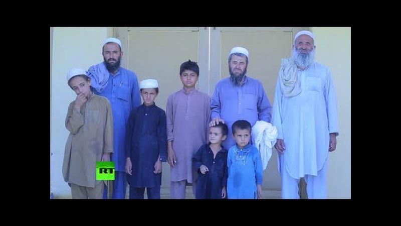 «Мы не хотим видеть американцев в нашей стране» — RT пообщался с семьёй убитого а...