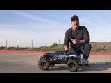 Traxxas 8S X-Maxx Power-Up Here's What You Get, and We Drive It! PLUS New EZ-Peak Live charger