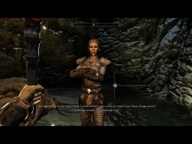 Skyrim: Interesting NPCs - Fjona