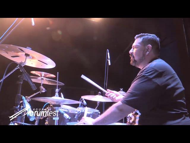 Laguna drumfest 2017 Absalom Ruiz Trío -circuito cerrado-