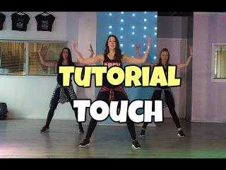 Tutorial Touch - Little Mix - Saskia's Dansschool - Easy Fitness Dance