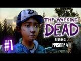 The Walking Dead Season 2 - Episode 4 - Part 1 -KENNY IS LOSING IT!