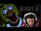 Five Nights at Freddy's - NIGHTS 3 AND 4!