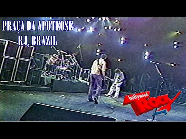 Nirvana - Praça da apoteose (Hollywood Rock Festival) RJ, Brazil [DVD-HD 50Fps]