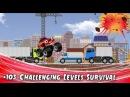 мультики про машинки — Пожарные гонки—Игры для детей