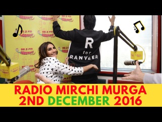 RADIO MIRCHI MURGA Latest December 2016 | Best of Mirchi Murga By RJ Naved