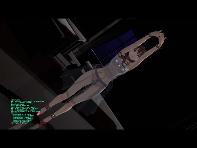 【Video Encoding Quality TEST】 大和さんでアンチグラビティーズ【MMD 艦これ 貞操帯】YAMATO(Kankore) on 'AntiGravities'