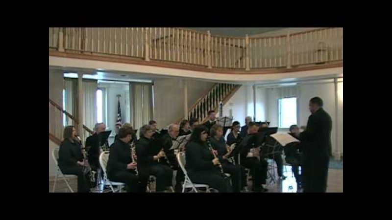 Clarinet Connexions plays Divertimento No 6 by Mozart
