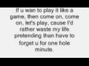 CrushCrushCrush by Paramore (Lyrics)
