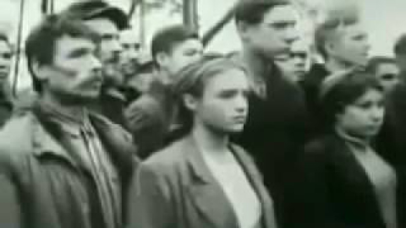 Казнь бандеровцев ОУН УПА Киев 1945 год Уникальное видео