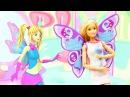 PeriMimi. Nicole ve Peri Mimi Barbie'ye kanat satın alıyorlar✨ eğiticivideo