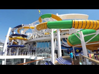 Harmony of the Seas Tour & Review Royal Caribbean International Cruise Ship Review 4K Ultra HD