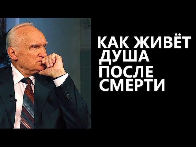 Алексей Осипов Как живёт душа после смерти 10.05.2017