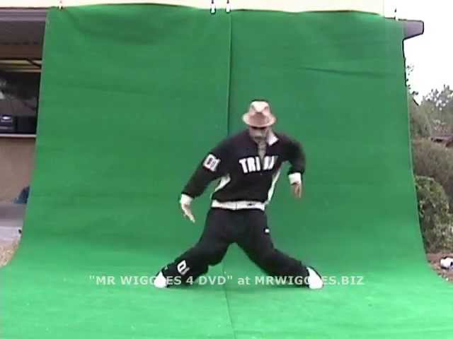 MR WIGGLES 4 DVD outakes early 2000 (Boogaloo Tut Flava)