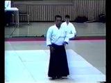 Aikido Yoshinkan - Takeshi Kimeda - performance part2