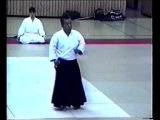 Aikido Yoshinkan - Takeshi Kimeda - performance part1