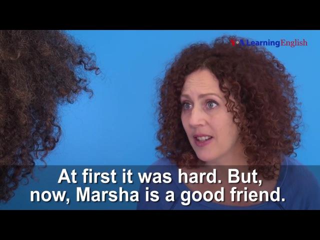 Let's Learn English Lesson 38: She's my best friend! » Freewka.com - Смотреть онлайн в хорощем качестве