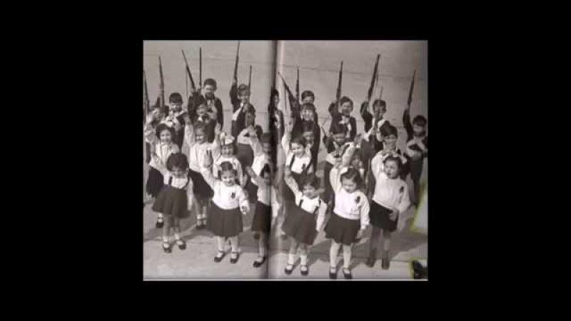 'Bimbe d'Italia ' Inno delle Piccole Italiane Giuseppe Blanc 1929