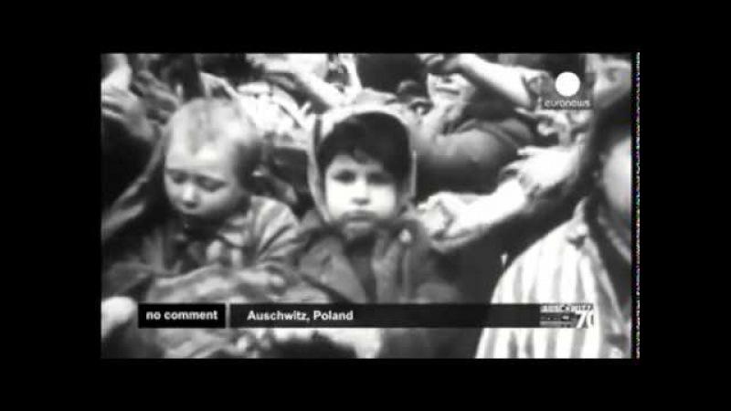 Съёмка из фашист.концлагеря(Освенцим)