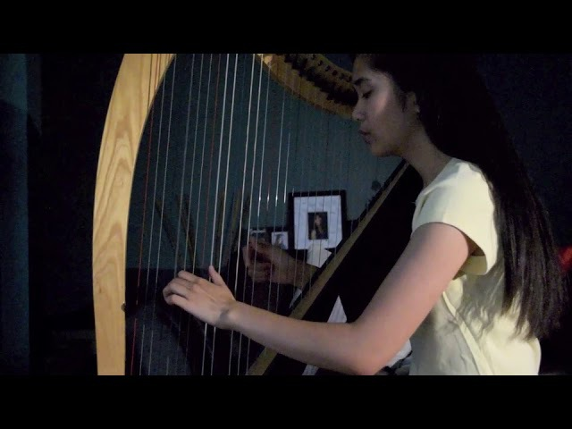 6/10 (dodie cover) w/harp!
