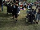 на фесте ILOSAARIROCK AFX 2011