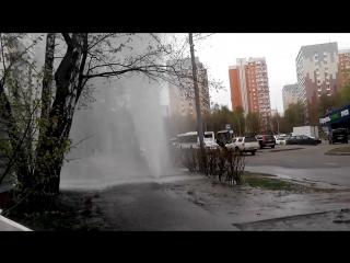 Фонтанчик на Заревом проезде :-)