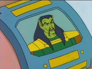 Железный человек (1 сезон 9 серия) 1994