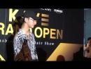 NEWSPUBLIC EVENT 170812 Ёнгук на красной дорожке «KAVE GRAND OPEN Fashion Show Hair Show» в Сибуе, Токио