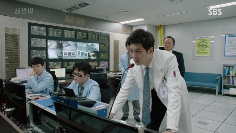 Ён Паль: Подпольный доктор - 4 серия [озвучка GREEN TEA]