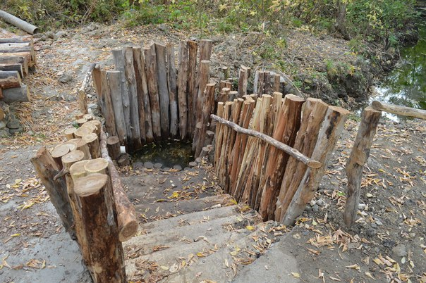 Малые реки Волгограда с чистой питьевой водой никому не нужны    Немно