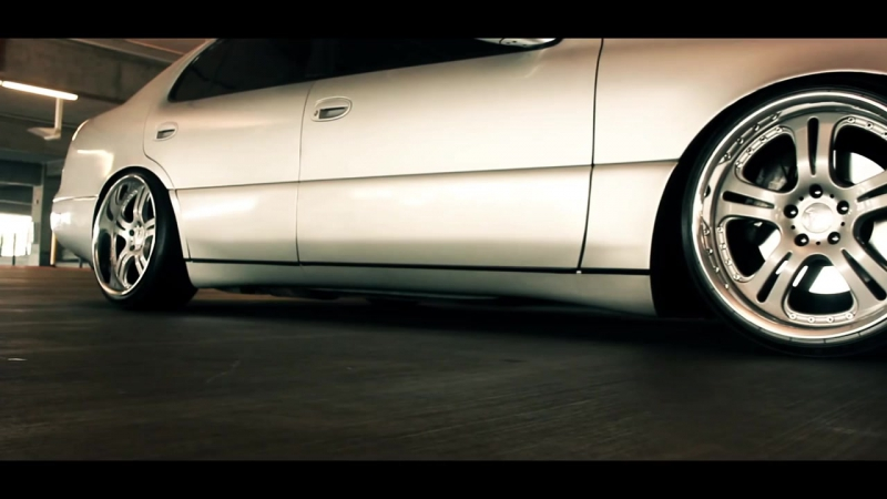 Matts 94 VIP Style Slammed Lexus GS 300 ARISTO Cinematic Short Film- Canon T2i - @csproductions87
