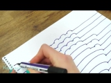 Как нарисовать свою руку в 3D