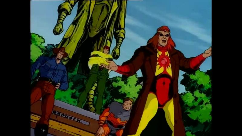 Люди Икс (4 сезон .15 серия) 1992