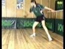 Уроки настольного тенниса. Часть 8