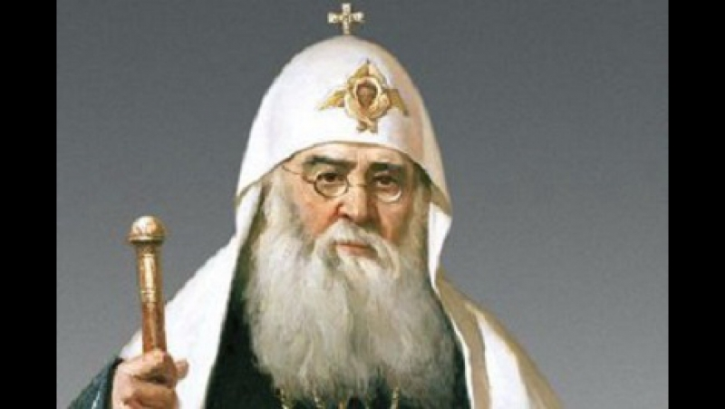 150-летие Патриарха Сергия. Вечность и время. ТК Спас, 13 августа 2017 г.