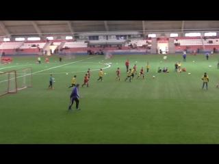 Красная Звезда-1 vs Спартак-Прибрежный-2-1тайм