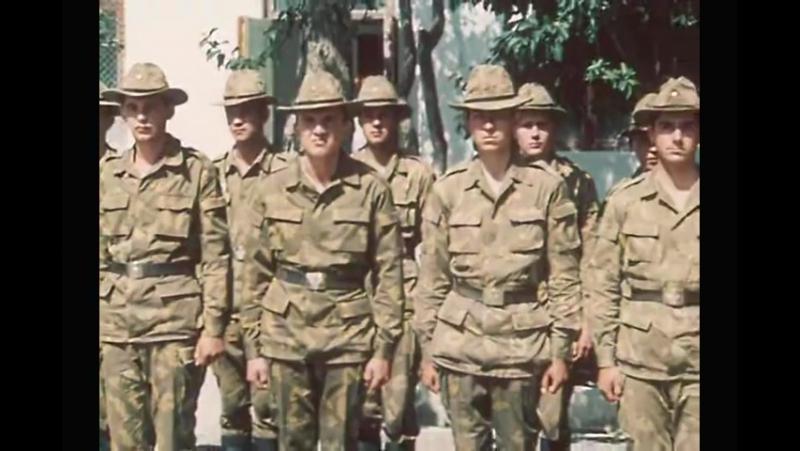 Государственная граница 1980 1988 Фильм 8 Серия 2 СССР