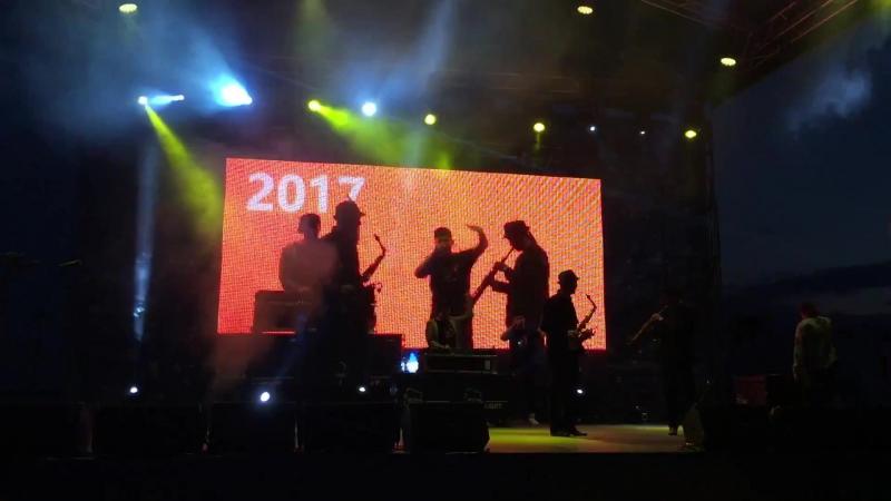 Карнавал Сочи 2017 от Sochi Music Weekend