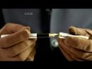 S0809110 Перьевая ручка Parker Паркер Sonnet Stainless Steel GT F